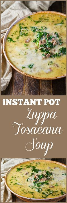 This Instant Pot Zup