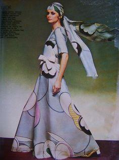 1969  Christian Dior - Brazilian Magazine