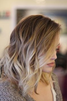 Bring on the balayage.