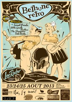 France blues festivals, July 26-28, and Aug 23-25, 2013