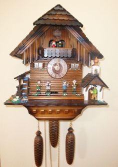 355 Best Cuckoo Clock Images Cuckoo Clocks Black Forest Clocks