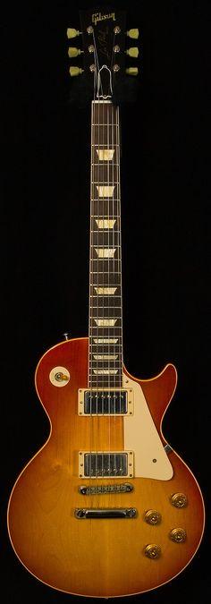 Used 2003 Gibson Custom 1958 Les Paul Gloss