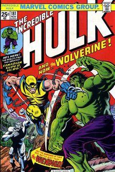 Incredible Hulk #181Marvel Comics November, 1974