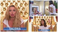 "Mariana Rodriguez contro Valeria Marini: ""persona infelice"""