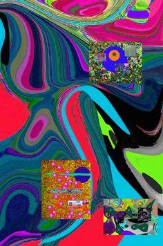7-22-2056N by Walter Paul Bebirian Digital ~  x