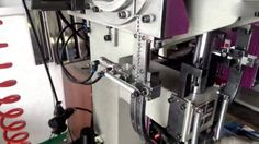 Dual Head Auto feed riveting machine for  solid rivet