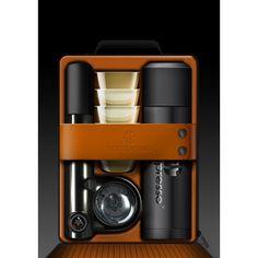 Handy Espresso Maker!