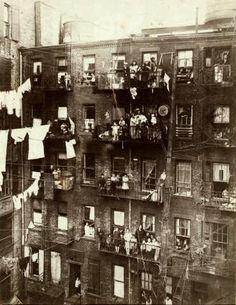 Nueva York 1800's