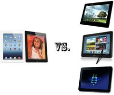 tablets battle