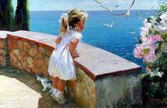 Peinture de Vladimir Volegov
