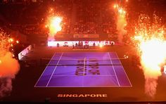 bnp-paribas-wta-finals-singapore 2014 Bnp, Finals, Singapore, Tennis, Concert, Trainers, Recital, Final Exams, Concerts