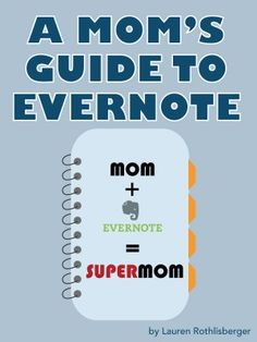 "Evernote - allows you to take every element of your life and organize it into electronic ""folders"". We're talking photos, documents, recipes, emails, audio, everything. Then you can sync all these folders to your Ipad, smart phone, and computer."