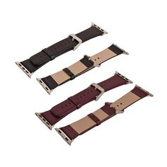 Leather Band 2-pack for 42mm Apple Watch® -