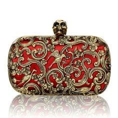 Cersei Lannister - Alexander McQueen clutch