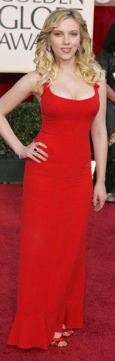 Scarlett Johansson - 2006 Golden Globes