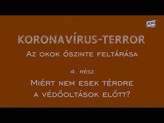 Koronavírus-terror - Az okok őszinte feltárása 4. rész Miért nem esek térdre a védőoltások előtt? - YouTube Youtube, Youtubers, Youtube Movies
