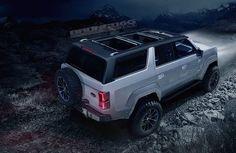 2020 Ford Bronco - Four-Door Bronco Photos