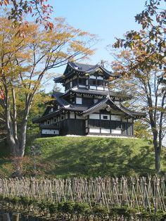 Japan Blog - Tokyo Osaka Nagoya Kyoto: Takada Castle