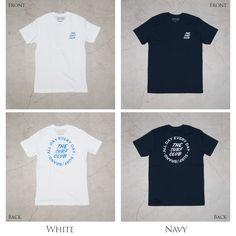 "More photos1: ""CLUB"" 半袖Tシャツ / SURF/BRAND"