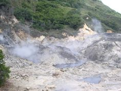 Photos of Coconut Bay Resort & Spa in St. Lucia: Drive-in Volcano on St. Lucia
