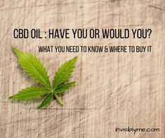 CBD oil has been getting a lot of press recently. Many people have found great benefit from it, and it seems to be a growing trend and area of interest. Holland & Barrett have started…