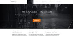 Iscomigoo Webdesign vous propose 10 templates HTML 5 à télécharger gratuitement et à exploiter comme bon vous semble pour vos projets personnels et/ou professionnels.  #iscomigoo #webdesign #templates #HTML5 #ressources #web