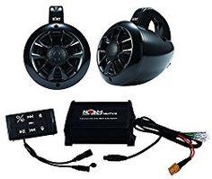 Golf Cart Speaker - Enjoy the Ride with bluetooth wireless speakers