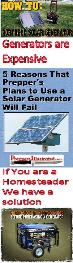 73 best prepper generators images on pinterest homestead survival 1 g generators are great for short term power outages they are relatively cheap fandeluxe Images