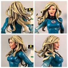 This is a custom of sue storm aka Invisible Woman. This is the Walgreens exclusive modified. She is 6 inches tall and goes great with the Marvel Legends Infinite Series collection. She is fully posable. Payment must be made within 3 days of the auction ending, unless agreed upon. SHIPS TO USA ONLY   eBay!