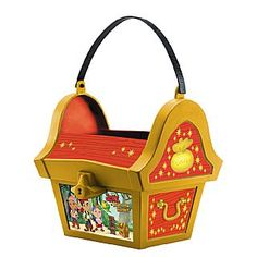 Jake and the Neverland Pirates Folding treat Pail  by Disguise Costumes