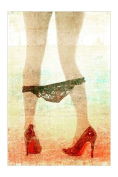 Pants Down Canvas Wall Art by Marmont Hill Inc on @HauteLook ...Cute for an Adult Bathroom!! Convo Piece