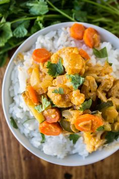 6 Ingredient One Pot Vegetable Curry - The Food Charlatan