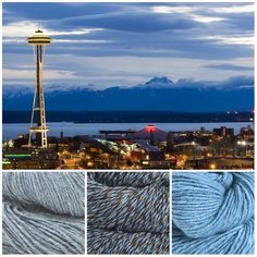 Lux Adorna Cashmere: Smoke, Seattle Skyline, and Clarity