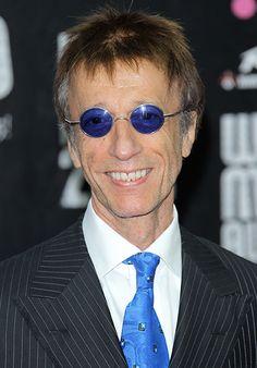 Robin Hugh Gibb (Bee Gees)         Born     22 December 1949   Douglas, Isle of Man         Died     20 May 2012 (aged 62)  London, England