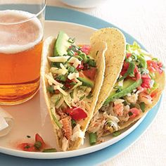 Crab Tacos - Dungeness Crab Recipes - Sunset
