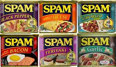 Unique Flavor Spam Sampler 12oz Cans Variety Pack of 6 Different Flavors * You can get more details by clicking on the image.