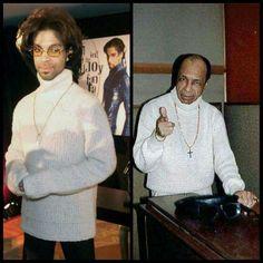 Prince & his Father