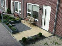 1000 images about voortuin on pinterest bakken tuin for Voortuin strak modern