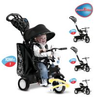 "smarTrike - Rose Chic 4 in 1 - Stoneridge Cycle - Toys""R""Us 2 Year Old Girl, Toys R Us Canada, Toy 2, Baby G, 4 In 1, Tricycle, Toy Store, Toys For Girls, Your Child"