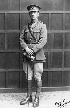WWI: Lietenaunt Edwin Cecil Nepean, from Hertfordshire, England, killed October 1918 - Found via The Passion of Former Days Ww1 Soldiers, Wwi, World War One, First World, Winchester College, Evan, Armistice Day, Joining The Army, Killed In Action