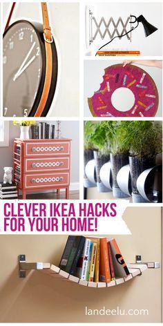 DIY Ikea Hacks   landeelu.com