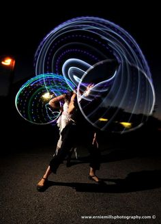 More awesome LED hooping. http://www.hooping.org/2011/07/lighting-up-noblesville/ledhoops0711/