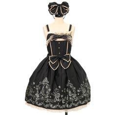 ♡ BABY THE STARS SHINE BRIGHT ♡ Sleeping Beauty Princess skirt pattern Rose jumper skirt + headband http://www.wunderwelt.jp/products/detail10036.html ☆ ·.. · ° ☆ How to buy ☆ ·.. · ° ☆ http://www.wunderwelt.jp/user_data/shoppingguide-eng ☆ ·.. · ☆ Japanese Vintage Lolita clothing shop Wunderwelt ☆ ·.. · ☆
