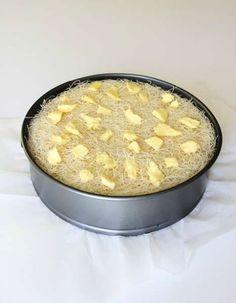kadayıf kek World Recipes, Tea Recipes, Dog Food Recipes, Cooking Recipes, Cake Recipes, Cake Cookies, Cupcakes, Turkish Recipes, Omelette
