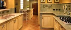 Cucine in muratura: rustiche e moderne, azienda Sasso e Legno - BCasa