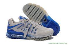 sports shoes 971d0 7eda2 Gris azul Nike Air Max 2015 Hive KPU Hombre comprar zapatillas baratas  Tiendas, Compras