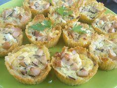 Feta, Potato Salad, Sushi, Pizza, Potatoes, Impreza, Ethnic Recipes, Potato, Sushi Rolls