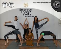 Embrace Energy Yoga School invites you to explore yoga in different duration #200_hours_yoga_teacher_training, #300_hours and #500_hours_Yoga_TTC accredited by Yoga Alliance, USA. Life transforming yoga programs at Embrace Energy Yoga Bangkok School best for all age group, beginners, yoga instructors, therapist and physical education teachers. The program also includes Ayurveda, yogic nutrition, alternative healing therapies and much more.