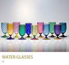 Robert Dane water goblets