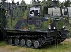 Swedish Military Vehicle